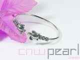 turtle shape sterling silver bracelet