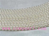wholesale 6.5-7mm akoya pearl strands from AAA+ to A grades