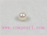 50pcs white 6.5-7mm baroque akoya loose pearl beads