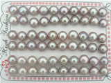 8.5-9mm purple loose freshwater bread pearl at exceptional price