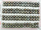 6-6.5mm black loose freshwater bread pearl with some discount