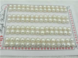 6-6.5mm white loose freshwater bread pearl at exceptional prices