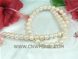 buy my finest 8-9mm yellow potato pearl strand